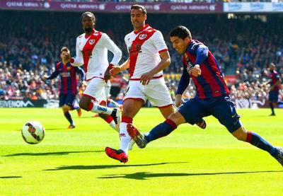 TRỰC TIẾP Barca - Vallecano: Đánh tennis trên Nou Camp - 9