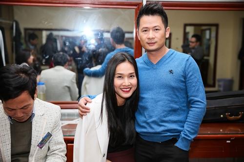 Dương Mỹ Linh bí mật về Hà Nội ủng hộ Bằng Kiều - 4