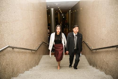 Dương Mỹ Linh bí mật về Hà Nội ủng hộ Bằng Kiều - 2