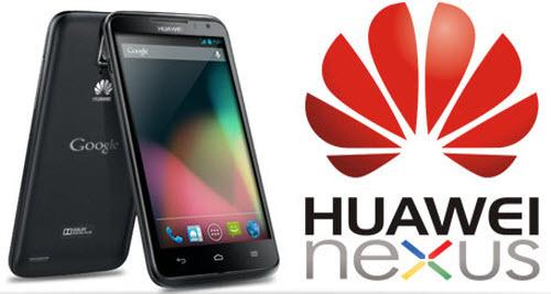 Điện thoại Nexus của Google sẽ do Huawei sản xuất? - 1