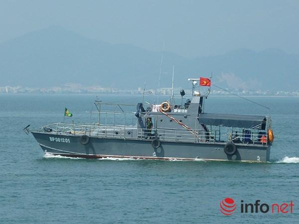 Truy bắt tàu cá TQ xâm phạm sâu vào vùng biển Đà Nẵng - 1