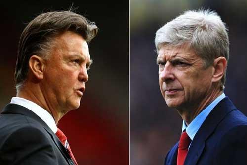 MU - Arsenal: Thiên đường vẫy gọi - 1