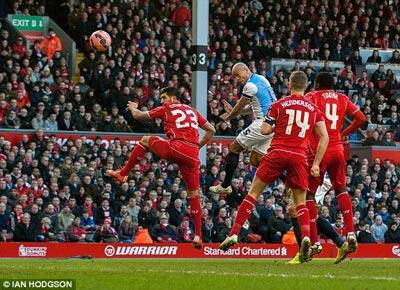 TRỰC TIẾP Liverpool - Blackburn: Nỗ lực trong tuyệt vọng (KT) - 7