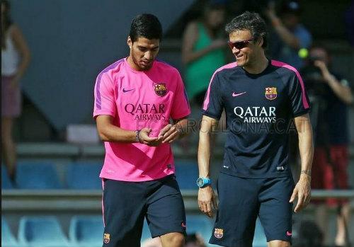 Suarez trở lại mạnh mẽ: Công lớn của Enrique - 2