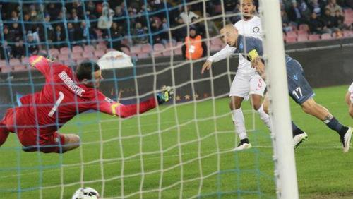 Napoli – Inter: Bài học từ sự chủ quan - 1