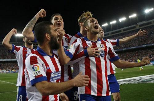 "Atletico – Valencia: Xa dần ""ngôi báu"" - 1"