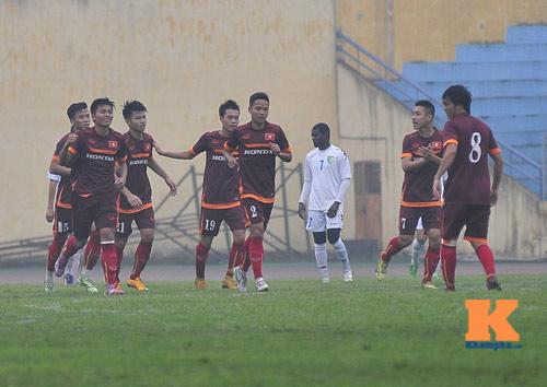 U23 VN - U23 Indonesia: HLV Miura vẫn thử nghiệm - 1
