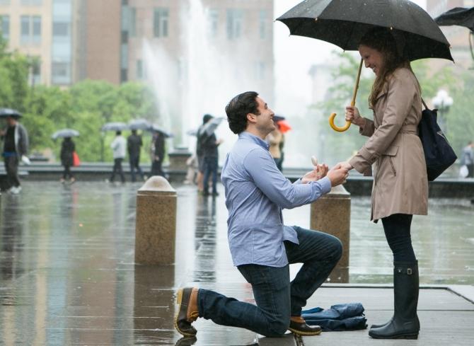 Khoảnh khắc cầu hôn tuyệt đẹp của các cặp đôi - 6