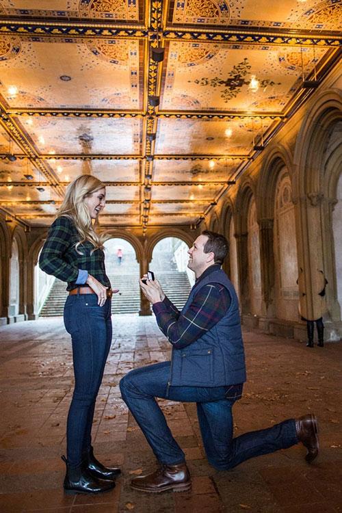 Khoảnh khắc cầu hôn tuyệt đẹp của các cặp đôi - 5