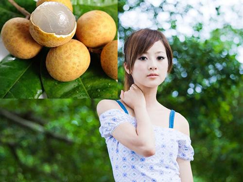Súp nhãn: Món ăn hữu ích cho làn da bóng mịn - 1