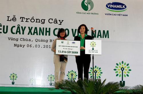 Trồng hơn 13.000 cây xanh tại khu mộ Đại tướng Võ Nguyên Giáp - 2