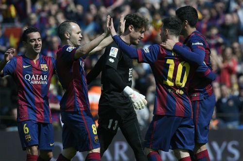 Tiêu điểm V26 La Liga: Khi chân chùn, gối mỏi - 3