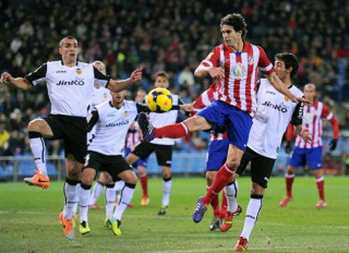 Tiêu điểm V26 La Liga: Khi chân chùn, gối mỏi - 2
