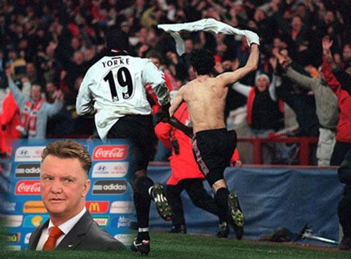 """Van Gaal tính buông FA cup, Wenger vẫn bị Giggs """"ám ảnh"""" - 2"""