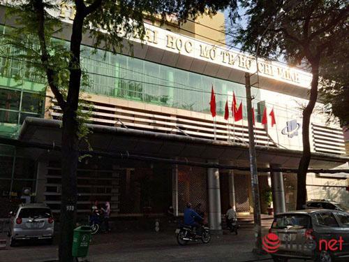 Đề nghị Bộ Công an làm rõ sai phạm tại Đại học Mở TP.HCM - 1
