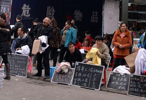 Trung Quốc: Sau Tết, nhiều công ty ra đường tuyển dụng - 9