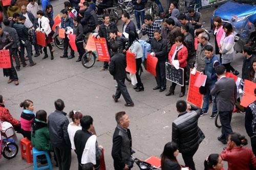 Trung Quốc: Sau Tết, nhiều công ty ra đường tuyển dụng - 7