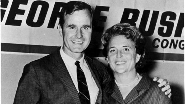 70 năm hạnh phúc của vợ chồng cựu Tổng thống G. Bush - 3