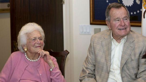 70 năm hạnh phúc của vợ chồng cựu Tổng thống G. Bush - 9