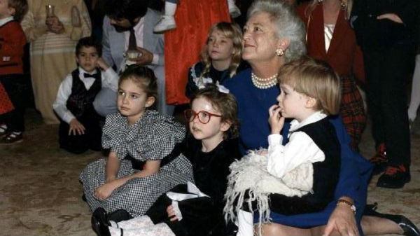 70 năm hạnh phúc của vợ chồng cựu Tổng thống G. Bush - 7