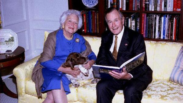 70 năm hạnh phúc của vợ chồng cựu Tổng thống G. Bush - 8