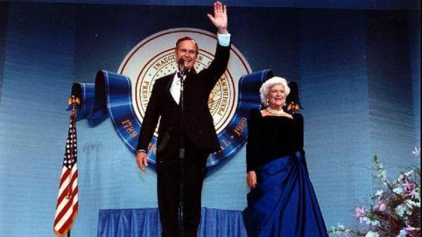 70 năm hạnh phúc của vợ chồng cựu Tổng thống G. Bush - 6