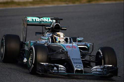 F1 kết thúc thử xe: Hamilton hay Rosberg (P3) - 1