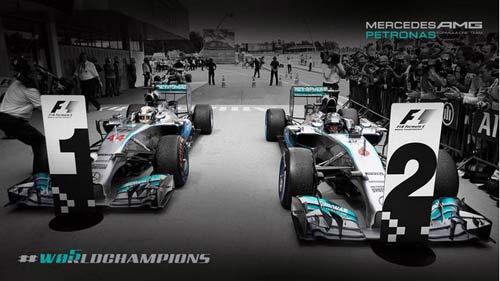 F1 kết thúc thử xe: Hamilton hay Rosberg (P3) - 3