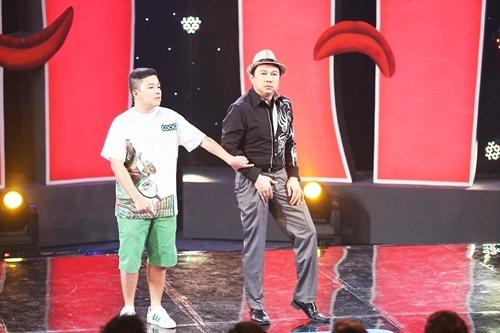 Chí Tài bị loại khỏi cuộc thi tìm kiếm ngôi sao - 3