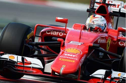 F1 kết thúc thử xe: Ánh sáng cho Ferrari (P4) - 1