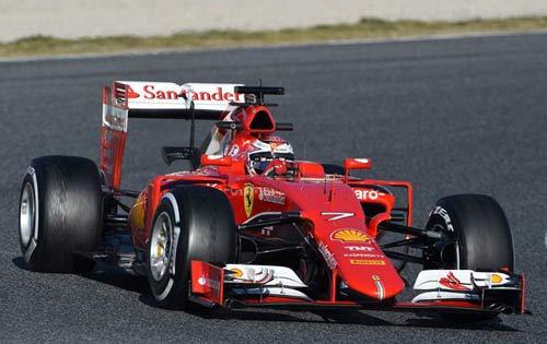 F1 kết thúc thử xe: Ánh sáng cho Ferrari (P4) - 2