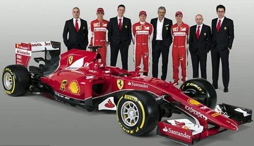 F1 kết thúc thử xe: Ánh sáng cho Ferrari (P4) - 3