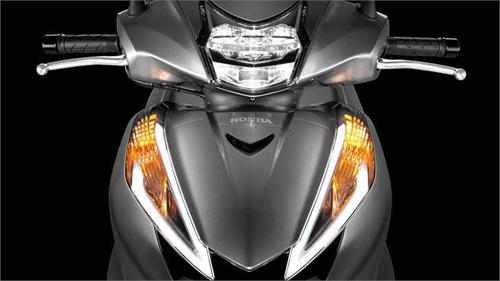 Ra mắt Honda SH300i 2015 phân khối lớn - 6