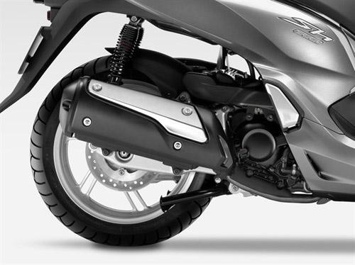 Ra mắt Honda SH300i 2015 phân khối lớn - 4