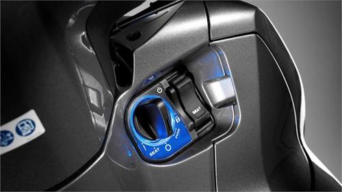 Ra mắt Honda SH300i 2015 phân khối lớn - 5
