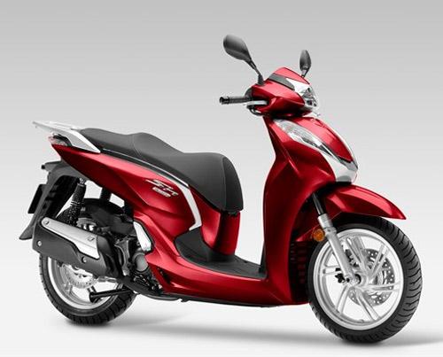 Ra mắt Honda SH300i 2015 phân khối lớn - 2