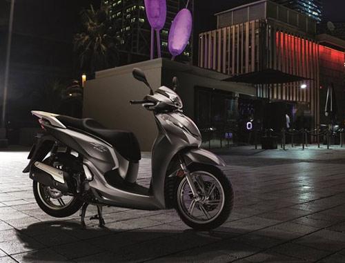 Ra mắt Honda SH300i 2015 phân khối lớn - 1