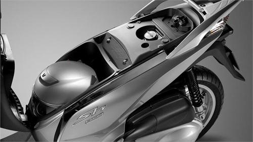Ra mắt Honda SH300i 2015 phân khối lớn - 7