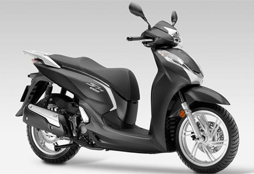 Ra mắt Honda SH300i 2015 phân khối lớn - 3