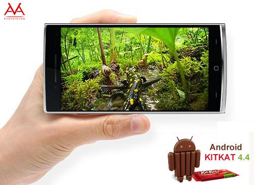 """Khám phá """"siêu điện thoại trong mơ"""" Titan Q7 giá 4.3 triệu đồng - 2"""