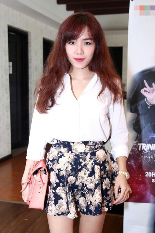 Thời trang ngày càng quyến rũ của dàn hot girl Việt - 16