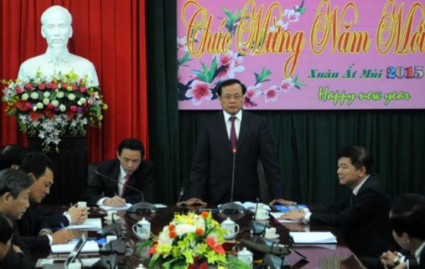 """Hà Nội: Huyện Gia Lâm đề xuất """"lên"""" quận - 1"""