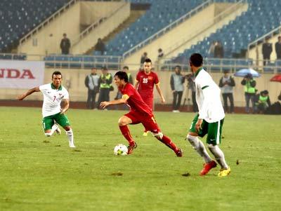 U23 VN - U23 Indonesia: Phần thưởng xứng đáng - 15