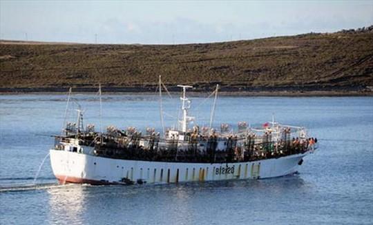 Đã xác định danh tính 2 thuyền viên VN trên tàu mất tích - 1