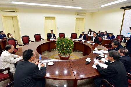 Thủ tướng yêu cầu tiếp thu ý kiến về kỳ thi THPT quốc gia - 1