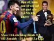 """Ảnh chế tuần 2-8/3: Messi """"xát muối"""" Ronaldo, chắc Miura không về"""