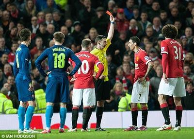 "TRỰC TIẾP MU - Arsenal: Welbeck ""xát muối"" vào MU (KT) - 7"