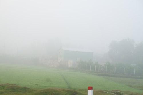 Quảng Nam: Sương mù phủ trắng thành phố Tam Kỳ - 2