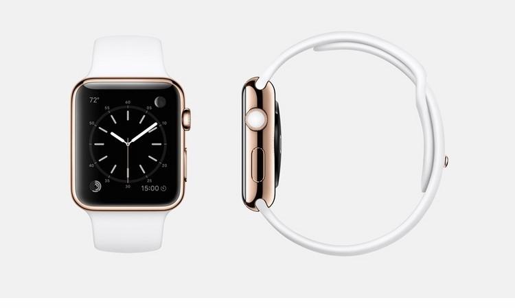 Mê mẩn trước ấn phẩm Apple Watch dát vàng 18k - 2