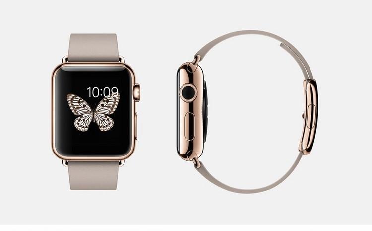 Mê mẩn trước ấn phẩm Apple Watch dát vàng 18k - 3